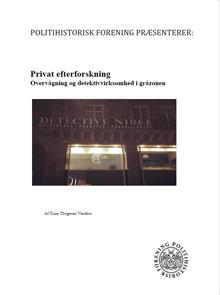 Læs e-magasin: Privat efterforskning. Klik på billedet.