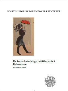 Læs PDF: De første kvindelige politibetjente i København.