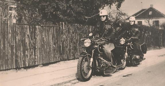 Motorcykler 1962
