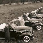 Politibiler fra gamle dage