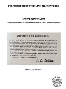 Jødefejden 1819 - 1820