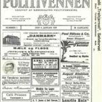 Politiets blade